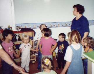 Z mateřské školky v Žilově
